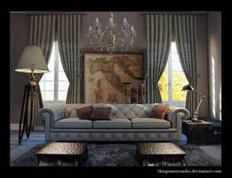 Traveler Room C06 by thiagomarcondes