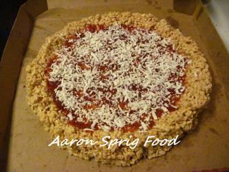 Dessert Pizza? by aaron-sprig