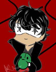 Fanart- Joker by DinoLover123