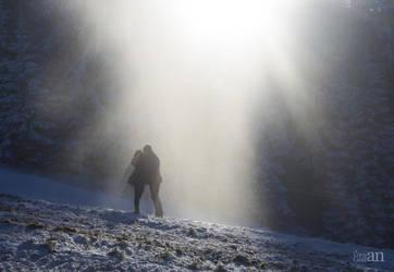 Winter Love by Golby84