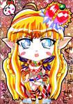RorisatanGSZ drew with colored pencil by RorimitanHG