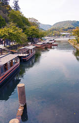 River in Japan by Bartius007