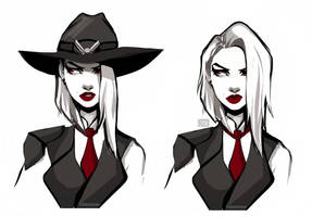 Ashe by ciaraturner