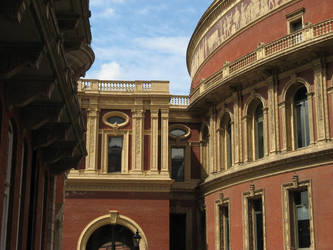 Royal Albert Hall by glueface