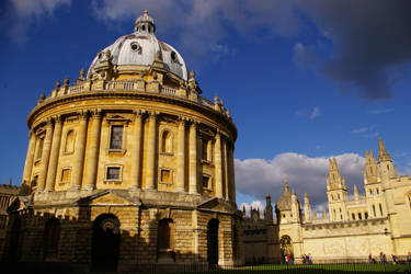 Radcliffe Camera by glueface