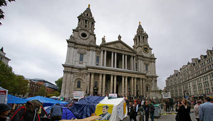 St.Pauls Protest by glueface