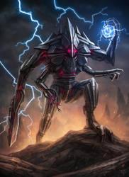 Overseer by LeonovichDmitriy