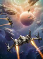 Fighter Squadron by LeonovichDmitriy