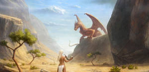 How to Capture Your Dragon by LeonovichDmitriy