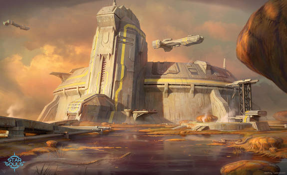 Mining Complex 02 by LeonovichDmitriy