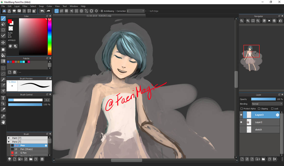 WIP Status: I don't know what I'll use this for by faerimagic