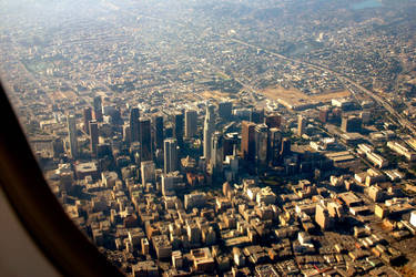 Los Angeles by nishball