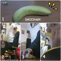 My banana phone by AkaneEvans10