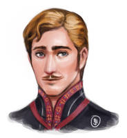 King of Arendelle by jaeon009