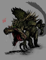 Hypo Spino by plaguebr