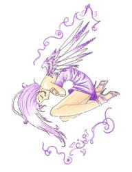 my sleeping angel by dreamangelkristi