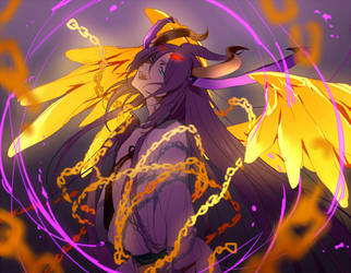 Awoken Loki by CATGIRL0926