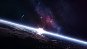Rosetta by v4nssi