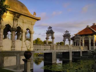 Antique bridge by Xarchie