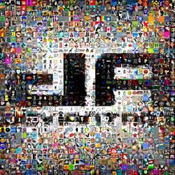 1K Mosaic by gatekiller