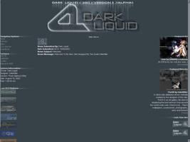 Dark Liquid Site Preview V3a by gatekiller