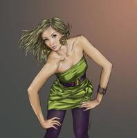 Cassandra Palmer by raradat