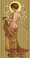 Dama colore by raradat