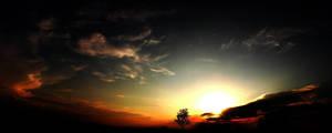 Bright Night by ToeTag