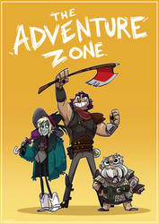 The Adventure Zone by DIN0LICH