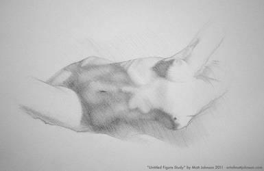 Untitled Figure Study 2 by ceramicmatt