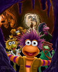 Fraggle Rock Talenthouse Contest Entry by ceramicmatt