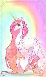 Unicorn Adoptable by Unicornarama