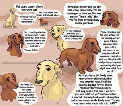 Adoption Logic: Immortality by Unicornarama