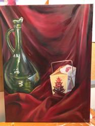 Red and Green by Unicornarama
