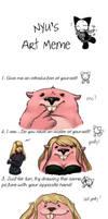 art meme by DanielaUhlig