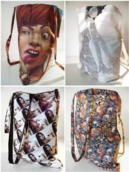 bag attack by DanielaUhlig