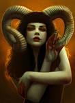 Devil by DanielaUhlig
