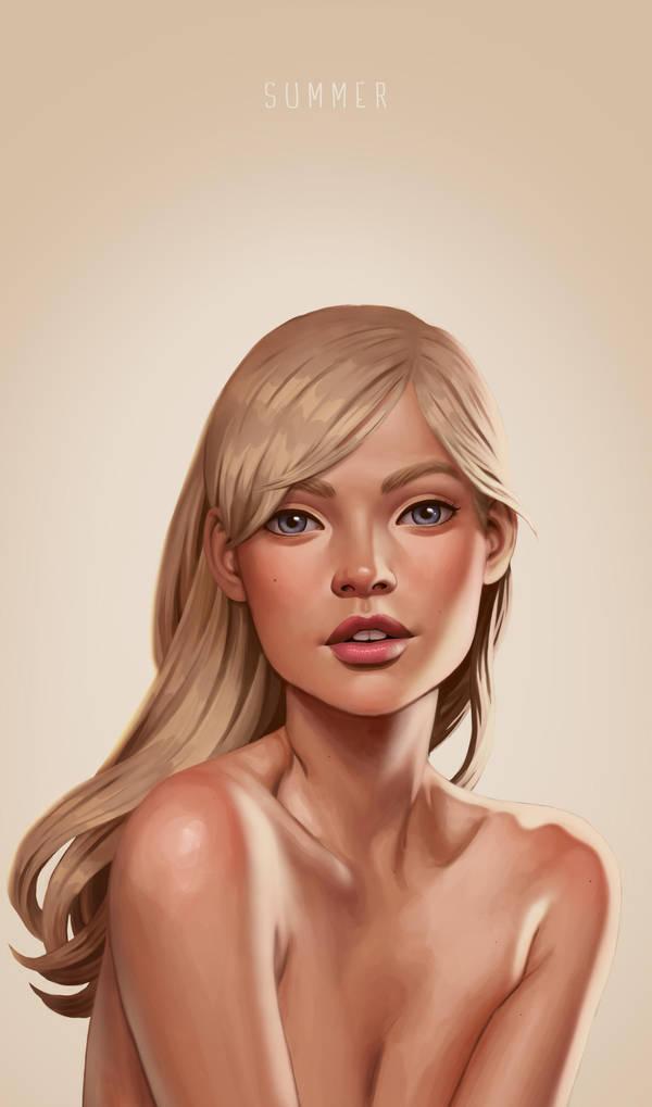 summer by DanielaUhlig