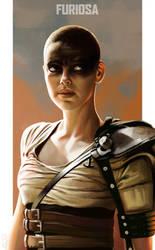 Furiosa - Mad Max by DanielaUhlig