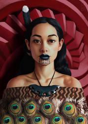 Maori by DanielaUhlig