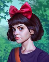 Kiki by DanielaUhlig