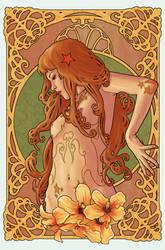 Art Nouveau by DanielaUhlig