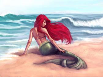 Ariel by DanielaUhlig