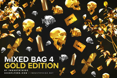 Mixed Bag 4 Gold Edition by DesignerCandies