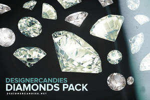 Diamond Renders Pack by DesignerCandies