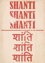 Shanti Shanti Shanti by Dain-Siegfried