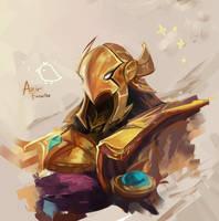 Azir by Fiveonthe