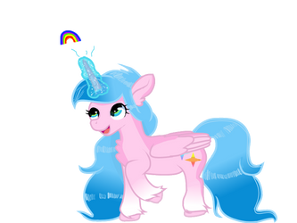 Art trade Clear Skies by FlakyPorcupine1989
