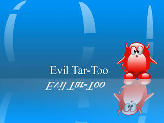 Evil-Tar-Too by saturngod