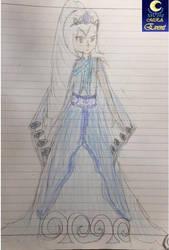MRA: Yuki's kimono  by aliciadreamart